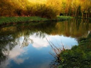 still river water