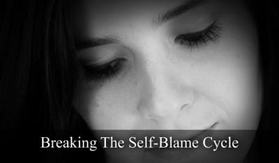 self blame cycle