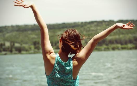 happy in life