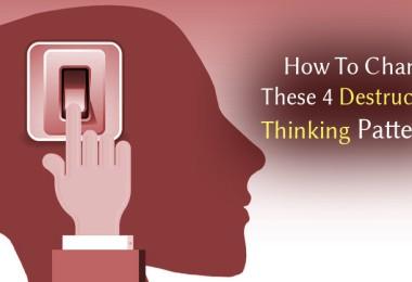 destructive thinking patterns